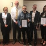 Louth Civic Trust Pride of Place 2019 winners