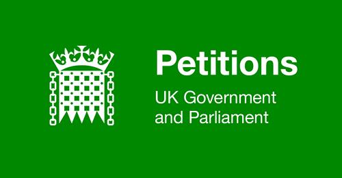 Petitions UK Government